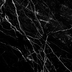 black and white marble texture for pattern and background