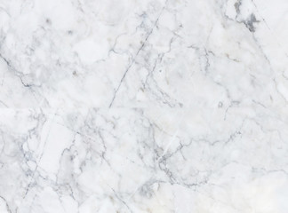 Texture of white marble wall for background