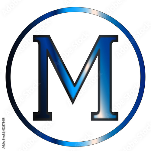 Mu Greek Letter Stock Image And Royalty Free Vector Files On
