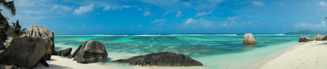 Anse Source d'Argent - Seychelles island