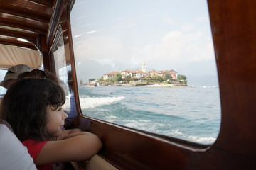 child trip boat