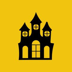 House illustration silhouette