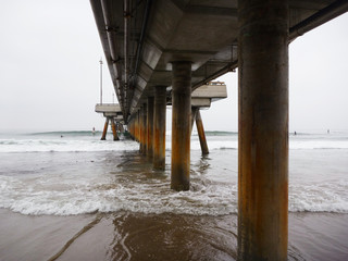 Venice Beach, Fishing Pier, Marina del Rey / ベニスビーチ