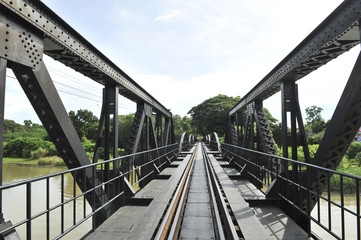 The Bridge of the River Kwai kanjanaburi