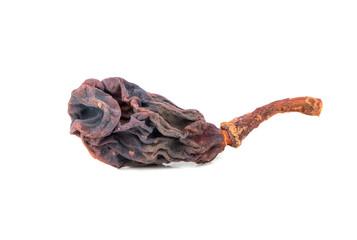Dry raisins isolate