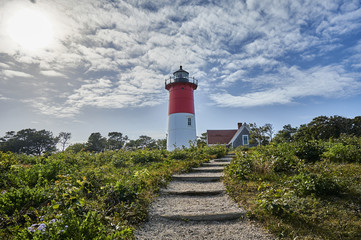 Wall Mural - Lighthouse