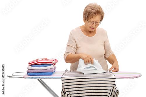 Ironing Porn Mature 87