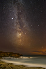 Night Sky over North Wales.