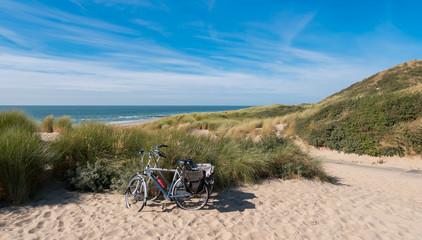 Wall Mural - Urlaub in Holland am Meer