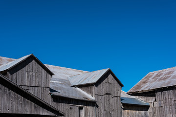 barn gable roof