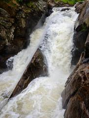 High Falls Gorge, Adirondack Mountains