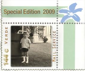 Briefmarke Sonderausgabe Stamp Special