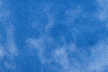 Blue and white material background