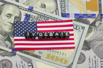 TV debates on the US presidency