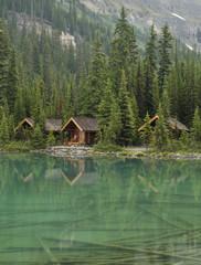 Lake O'Hara Lodge, Lake O'Hara, Yoho National Park, British Columbia, Canada