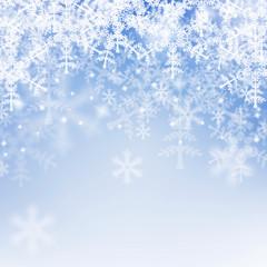 snowflake texture, decorative winter background