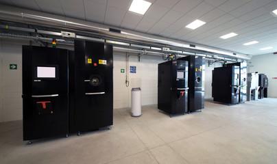 Metal 3D printers (EBM)