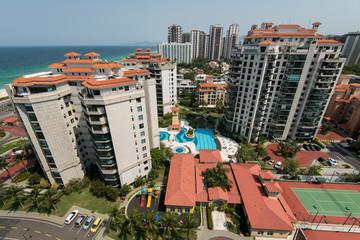 New Modern Condominium Buildings in Rio de Janeiro