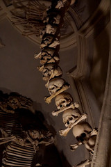 Bone Church ossuary