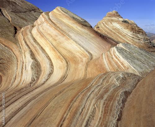 "Slickrock. Coyote Buttes, Arizona"" Fotos de archivo e imágenes ... Q Es El Coyote"