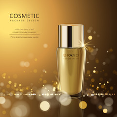 Splendid cosmetic product poster