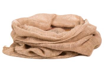 Burlap sack or bag