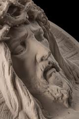 gypsum image of Christ