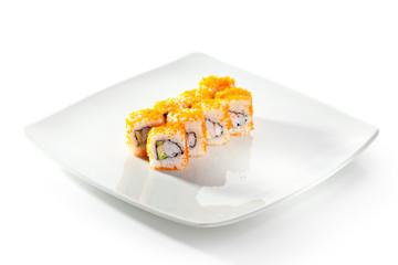 Tobiko Sushi Roll