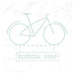 Bicycle Icon Vector shop, bike Icon Art, bike Icon logo,bike icon Flat on white background