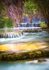Most beautiful Falls-Havasu Falls, Supai,  Arizona