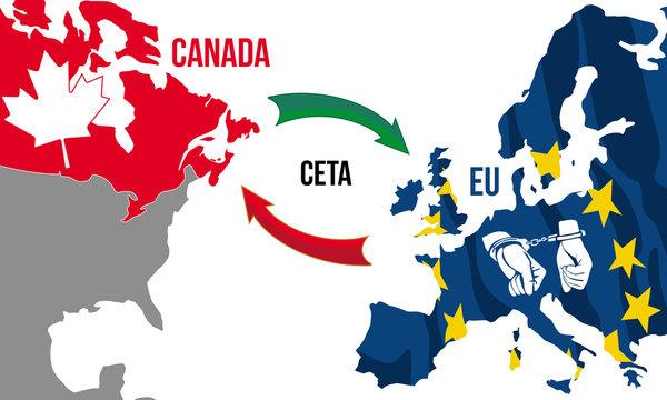 Umowa handlowa EU z Kanadą