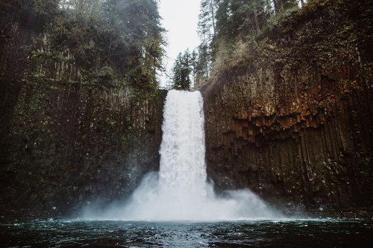 Abiqua Falls - Oregon