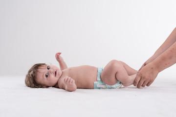 physiotherapie und osteopathie bei baby