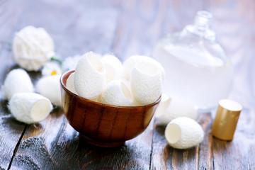 cotton swabs