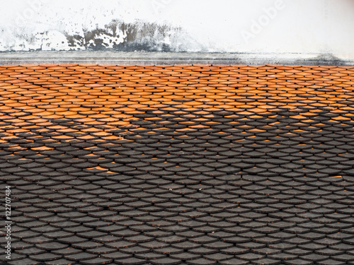 Old Clay Roof Tiles Stock Photo And Royalty Free Images