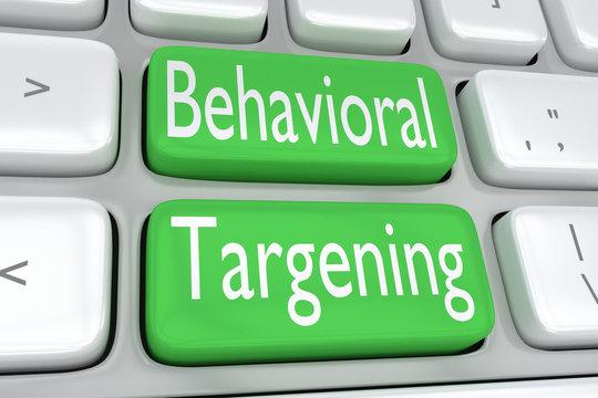 Behavioral Targeting concept