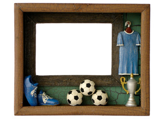 photo frames football