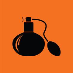 Cologne spray icon