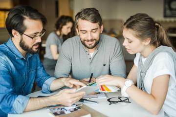 Designers consulting