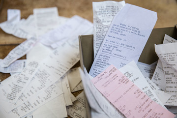 tax recipt