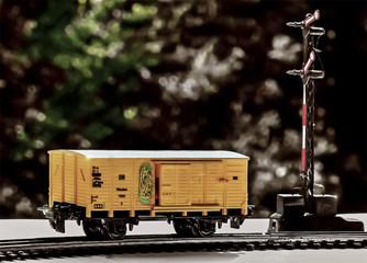 Modellbahn Wagon Trix Express