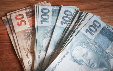 Brazil money / reais