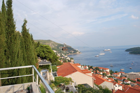 Bay in Dubrovnik