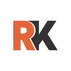 Rk photos royalty free images graphics vectors videos adobe stock rk letter initial logo design altavistaventures Image collections