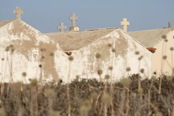 Bonifacio Graveyard, Corsica, france