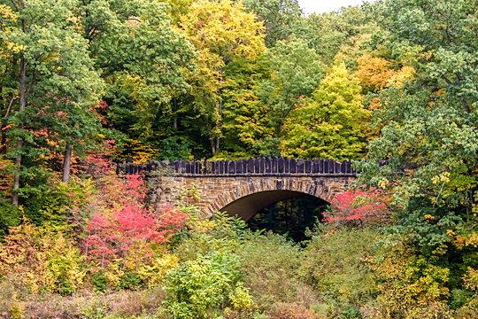 Stone Bridge Fall