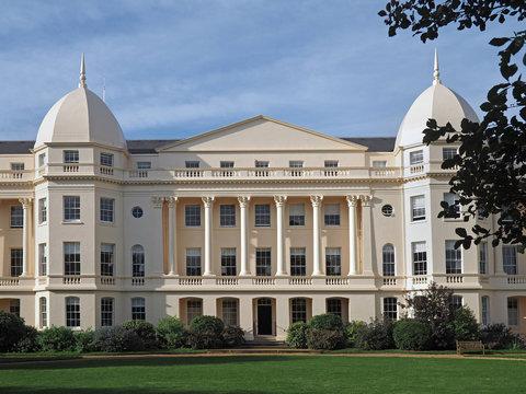 University of London Business School, in historic mansion overlooking Regent's Park
