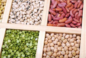 bean and pea