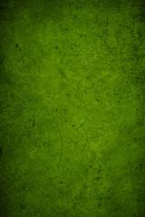 Green Textured grunge background