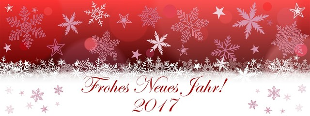 Frohes Neues Jahr! 2017. (r)